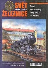 Svět železnice - speciální číslo 1 / 2007
