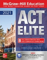McGraw-Hill Education ACT ELITE 2021
