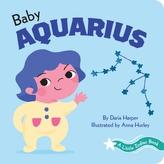 A Little Zodiac Book: Baby Aquarius