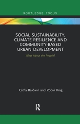 Social Sustainability, Climate Resilience and Community-Based Urban Development
