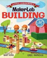 Little Leonardo\'s Maker Lab: Building Book
