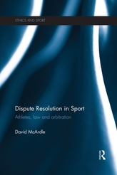 Dispute Resolution in Sport