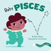 A Little Zodiac Book: Baby Pisces