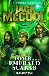 The Chronicles of Jack McCool - The Tomb of the Emerald Scarab