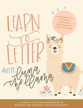 Learn to Letter with Luna the Llama