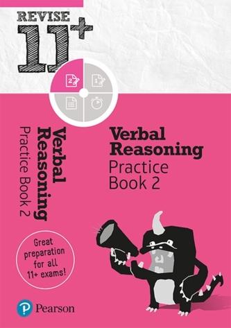 Revise 11+ Verbal Reasoning Practice Book 2