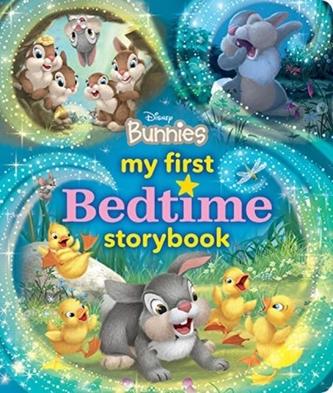 MY FIRST DISNEY BUNNIES BEDTIME STORYBOO