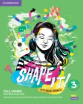 Shape It! Level 3 Full Combo Student\'s Book and Workbook with Practice Extra