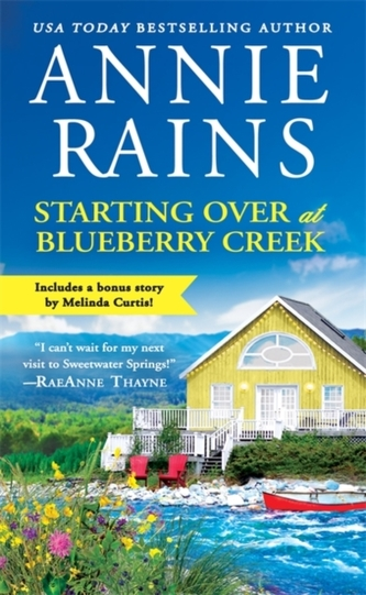 Starting Over at Blueberry Creek