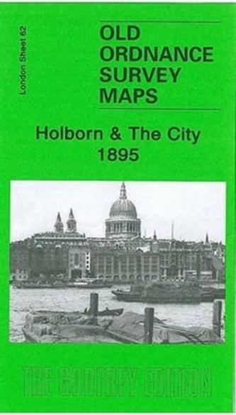 Holborn & The City, 1895