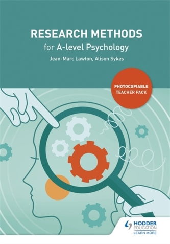 Research Methods for A-level Psychology