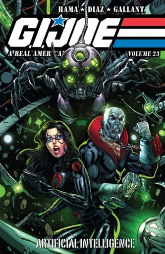 G.I. JOE A Real American Hero, Vol. 23 Artificial Intelligence