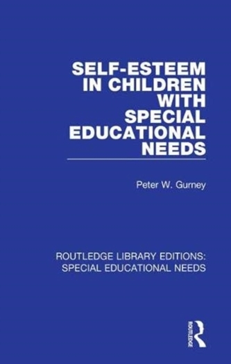 Self-Esteem in Children with Special Educational Needs