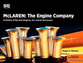 McLaren: The Engine Company