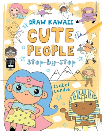 Draw Kawaii: Cute People