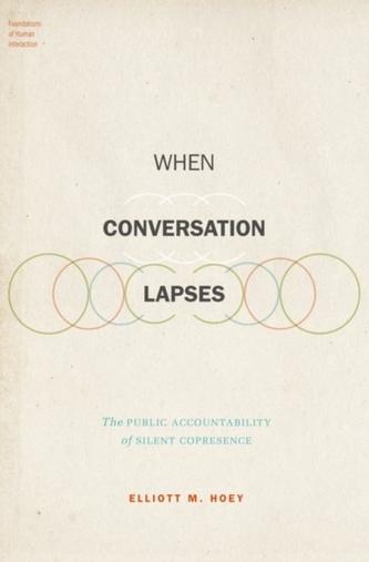 When Conversation Lapses