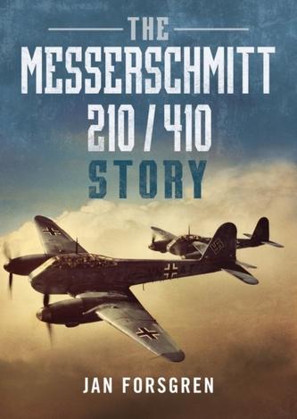 Messerschmitt 210 410 Story