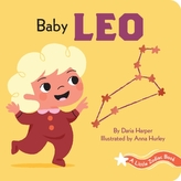 A Little Zodiac Book: Baby Leo
