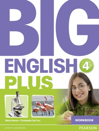Big English Plus American Edition 4 Workbook