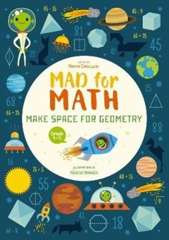 Mad for Math: Make Space for Geometry