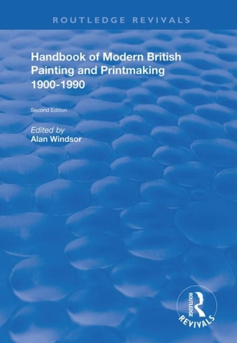 HANDBOOK OF MODERN BRITISH PAINTING