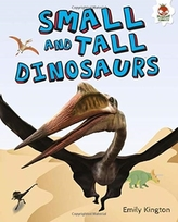 Small and Tall Dinosaurs - My Favourite Dinosaurs