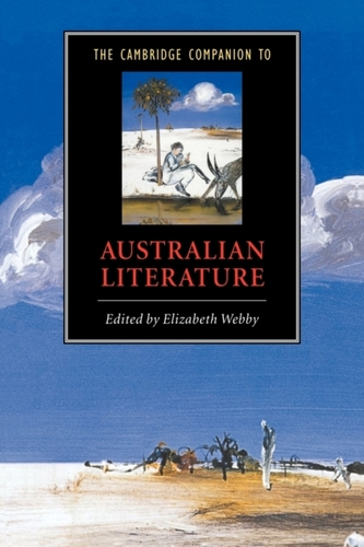 The Cambridge Companion to Australian Literature
