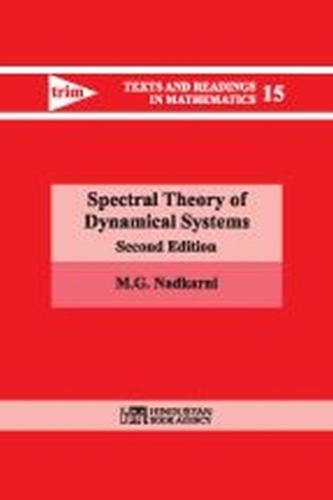 Spectral Theory of Dynamical Systems