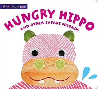 Alphaprints Hungry Hippo