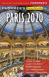 Frommer\'s EasyGuide to Paris 2020