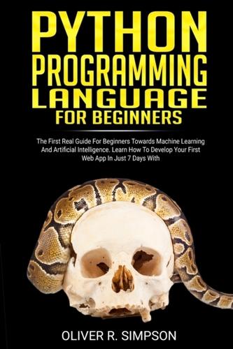 PYTHON PROGRAMMING LANGUAGE FOR BEGINNER