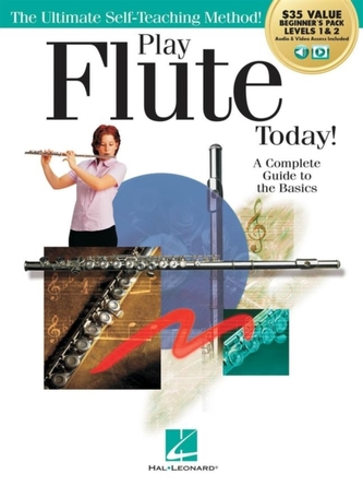 PLAY FLUTE TODAY BEGINNERS PACK