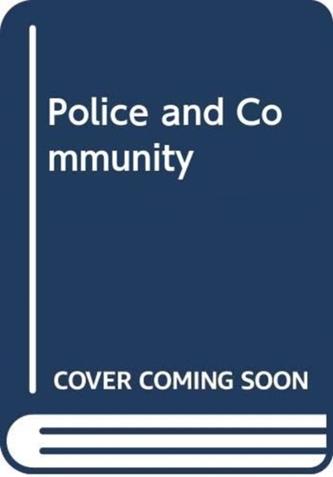 Police and Community in Twentieth-Century Scotland