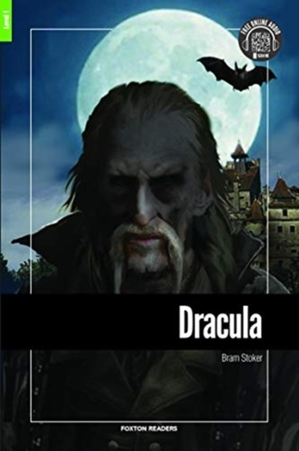 Dracula - Foxton Reader Level-1 (400 Headwords A1/A2) with free online AUDIO