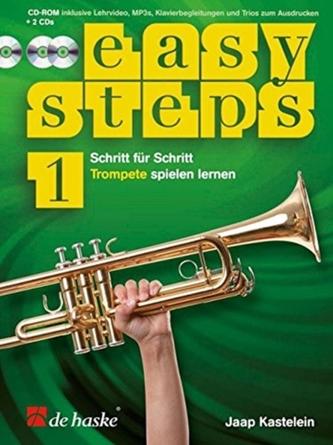 EASY STEPS 1 TROMPETE DE