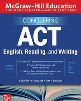 McGraw-Hill Education Conquering ACT English, Reading, and Writing, Fourth Edition