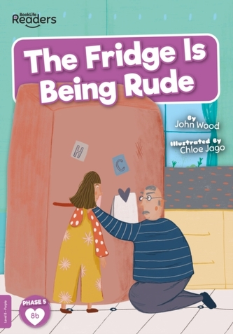 The Fridge is Being Rude