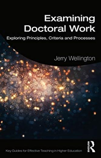 Examining Doctoral Work