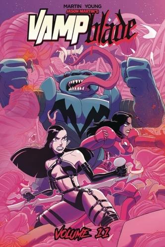 Vampblade Volume 11: Battle Friends