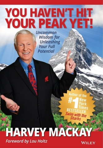 You Haven\'t Hit Your Peak Yet!