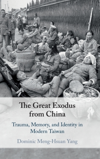 The Great Exodus from China
