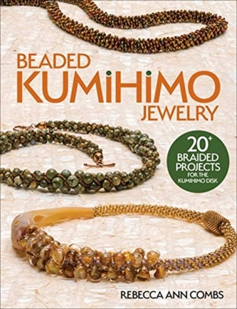 Beaded Kumihimo Jewelry