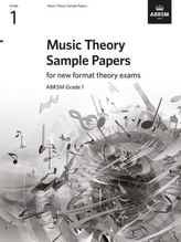 Music Theory Sample Papers - Grade 1