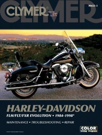 Clymer Harley-Davidson FLH/FLT/FX