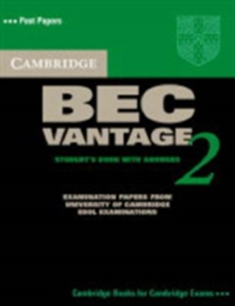 Cambridge BEC Vantage 2 Student\'s Book with Answers