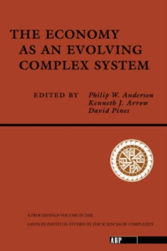 The Economy As An Evolving Complex System