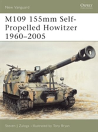 M109 155mm Self-propelled Howitzer