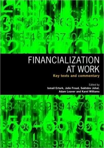 Financialization At Work