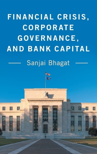 Financial Crisis, Corporate Governance, and Bank Capital