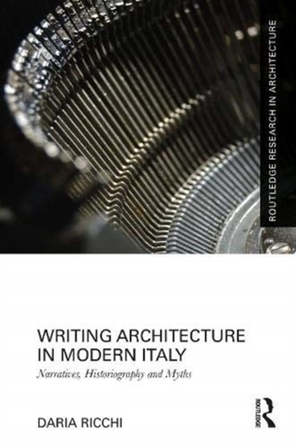 Writing Architecture in Modern Italy